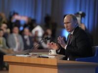 Путин: Русия призова Запада да спре строителството на стени