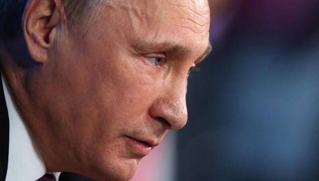 Путин стана човек на годината за шести пореден път