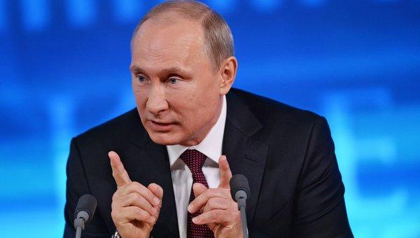 Путин: Русия ще изпълни всичките си социални задължения