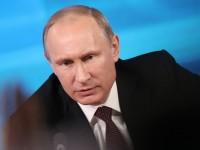 Путин прави равносметка за годината на традиционната пресконференция на 18 декември