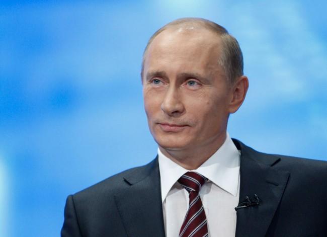 С любовния живот на Путин всичко е наред