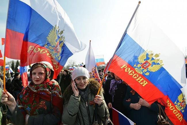 Близо 70 % от руснаците определят страната си като велика държава