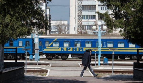 Украйна спря железопътния превоз с Крим