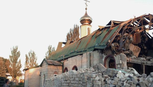 Шестима свещеници от УПЦ МП са загинали в Югоизточна Украйна от началото на конфликта