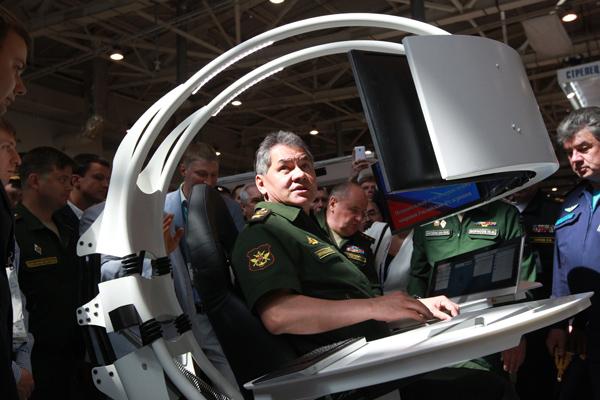 Националният център за управление на отбраната на Русия застъпи на бойно дежурство