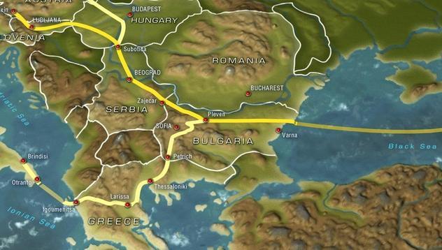 «Южен поток» – символ на безсилието на ЕС