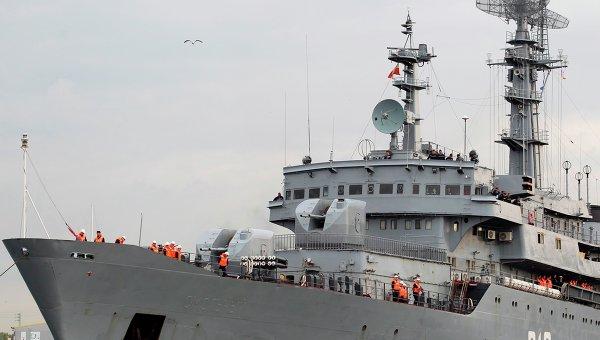 """Руският екипаж на """"Мистрал"""" ще се върне в Русия до 25 декември"""