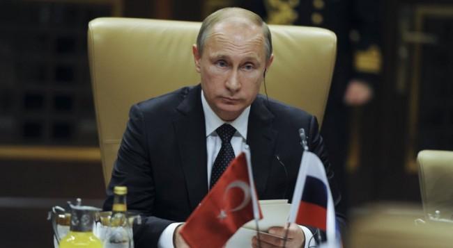 """Путин: Русия спира участието си в """"Южен поток"""""""