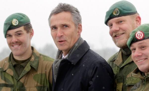 Генералният секретар на НАТО: Нямаме оръжия за Украйна