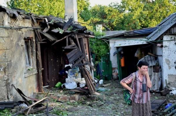 Продължават безчинствата на украинските военни в Донбас