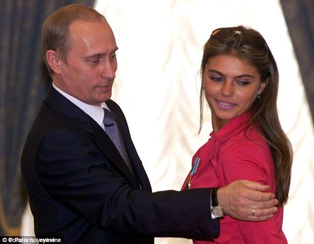 От Русия с любов: Коя е  жената до Путин?