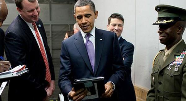 Обама смята iPad и Холивуд за предимства на САЩ пред Русия