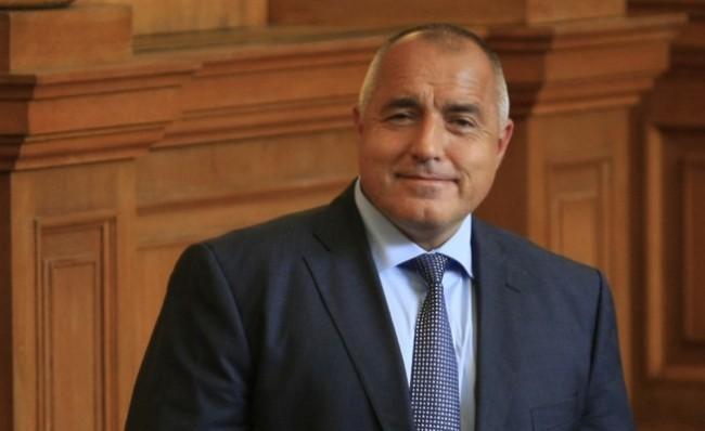 """Борисов издава разрешително за """"Южен поток"""""""