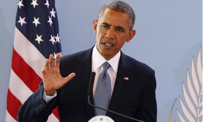 Обама: САЩ и ЕС продължават да оказват натиск на Москва
