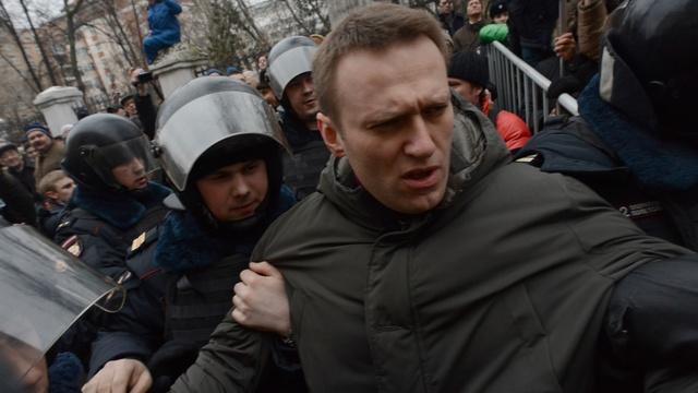 """CM: Привържениците на Навални ще """"репетират свалянето на Путин"""""""