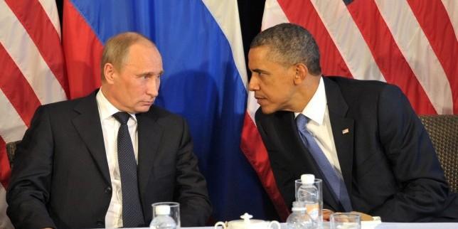 Путин покани Обама на парада по случай Деня на победата