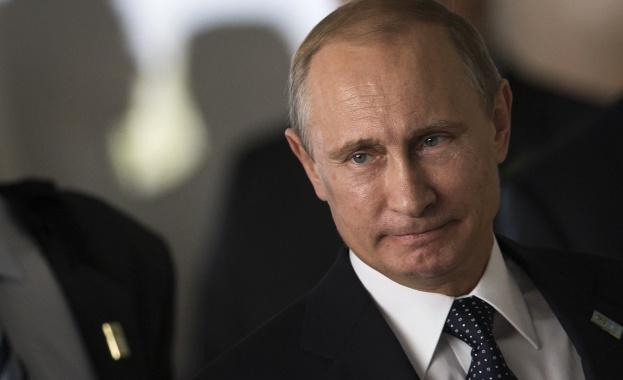 """Владимир Путин е в шортлистата за премията """"Човек на годината"""""""