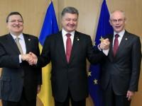 Киев пилеел парите на Запада