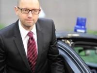 Посъветваха Яценюк да смени мерцедеса си с магаре