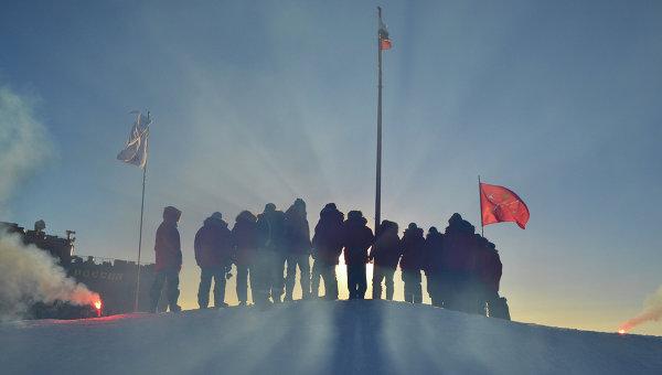 Поканиха Москва на конференция за Арктика в САЩ