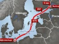 """""""Газпром"""" е спрял проекта за разширяването на газопровода """"Северен поток"""""""