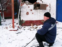 Донецк отново под обстрел