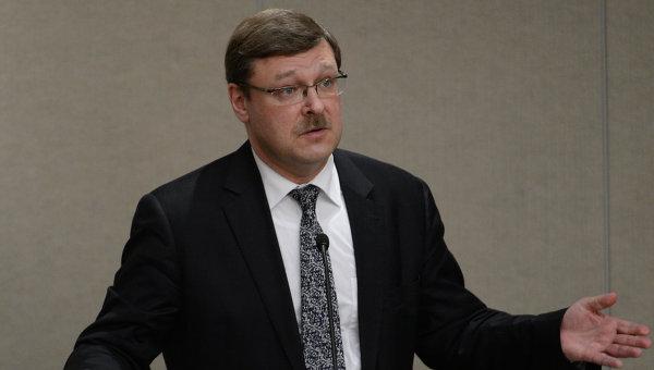 Косачов: ПАСЕ сама се отстрани от решаването на украинския конфликт
