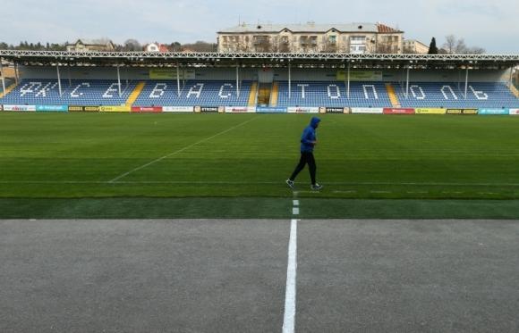 Крим се подготвя за първото си самостоятелно първенство по футбол