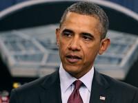 Критикуваха Обама за отсъствието му на марша в Париж