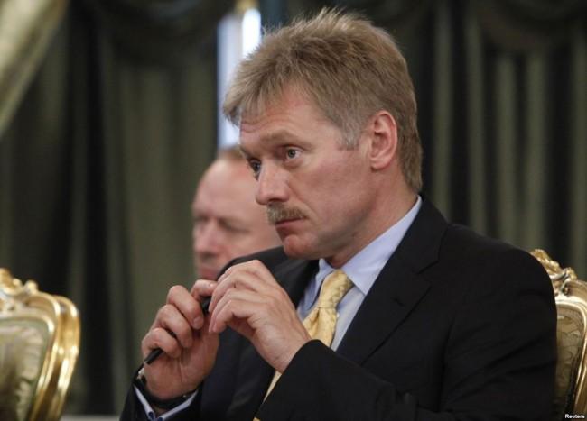 Песков: В Минск Русия категорично е настоявала огънят да бъде прекратен веднага