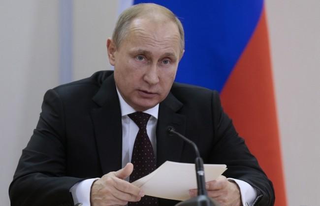 Путин: РФ съвместно с ОССЕ е готова да организира извеждането на тежката артилерия от Украйна