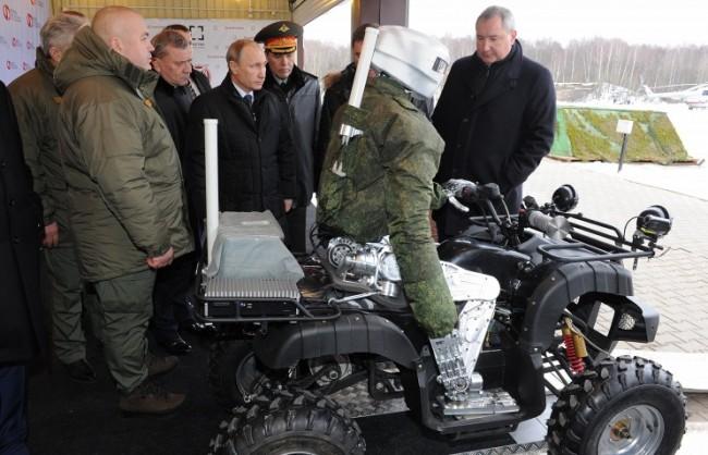 Путин: Русия може да отвърне на предизвикателствата на другите държави, без да се впуска в надпревара във въоръжението