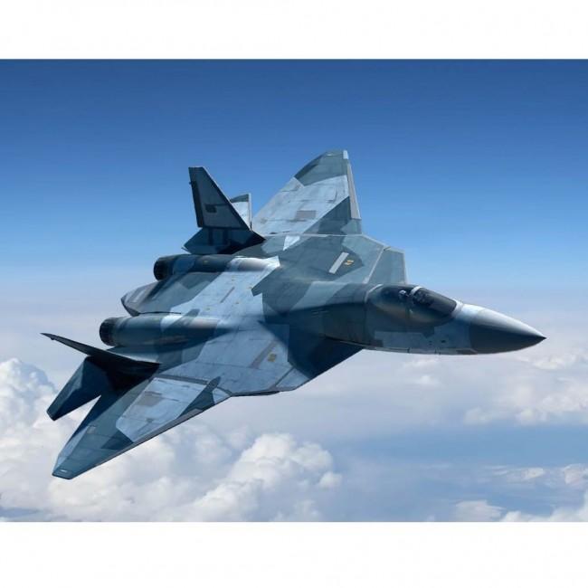 Русия въвежда на въоръжение ново поколение изтребители