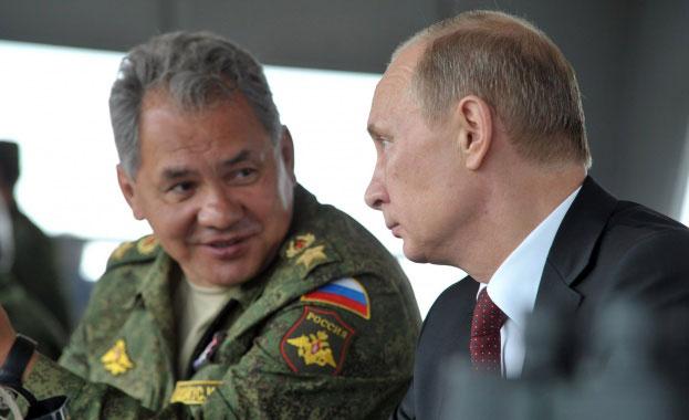 """Русия засилва войските по """"стратегическите"""" направления"""