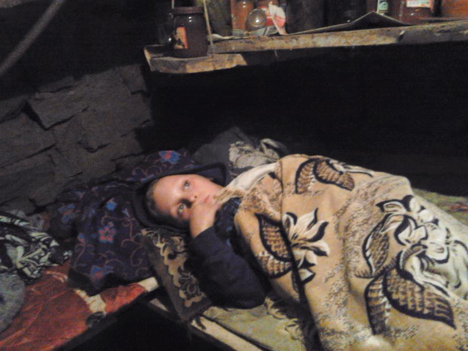 Спасете децата на Донбас0