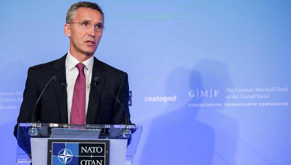 Столтенберг: Танковете в България са договорка със САЩ, не с НАТО
