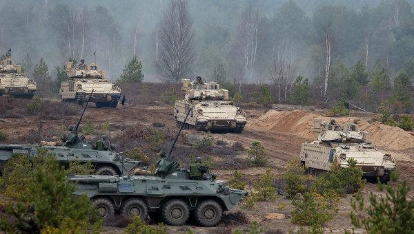 Русия е готова да реагира на действията на НАТО в Източна Европа
