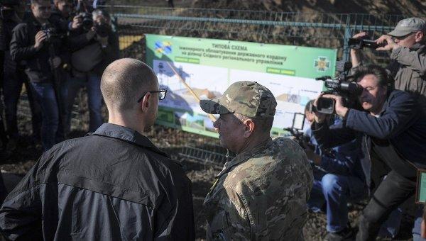 Украинските власти ще оградят Харков с допълнителни блокпостове