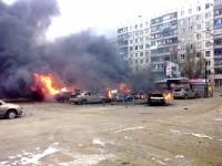 В Мариупол загиналите при обстрела са 30 души (обновена)