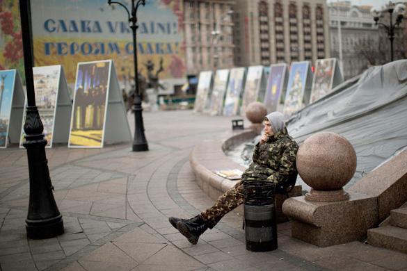 Само 27% от украинците са готови за мобилизация