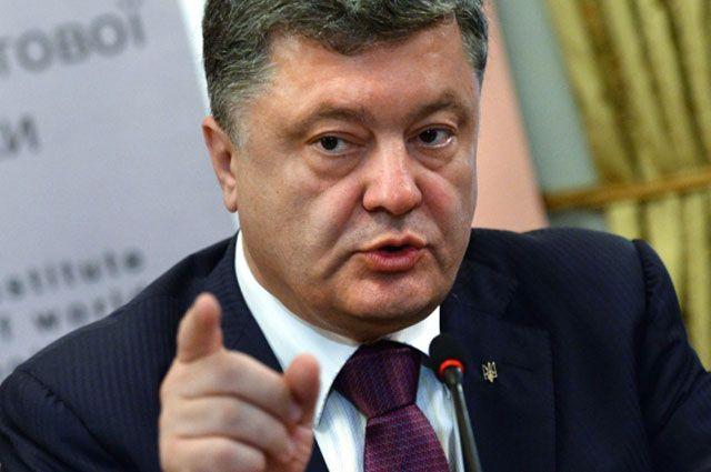 Порошенко: Украинската армия е готова да защитава Европа