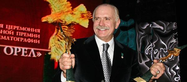 Филм на Никита Михалков взе голямата награда на руското кино