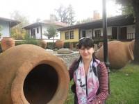 """Жана Суслина, ексдиректор на Болградската гимназия """"Г.С.Раковски"""" Снимки: Личен архив"""