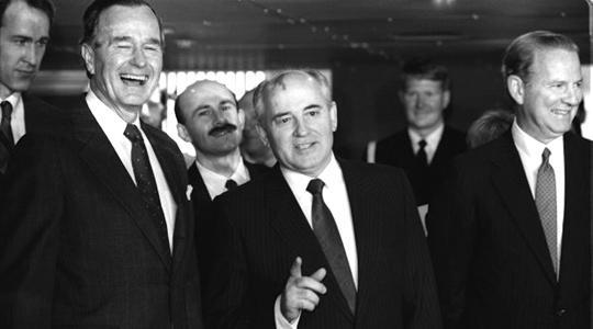 Среща край Малта, 2 -3 декември 1989 г.