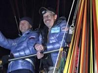Американец и руснак извършиха транстихоокеански полет с балон