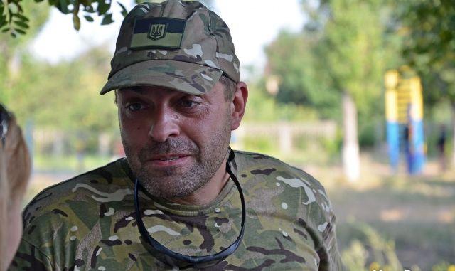 Съветникът на президента на Украйна и заместник-министър на отбраната Юрий Бирюков