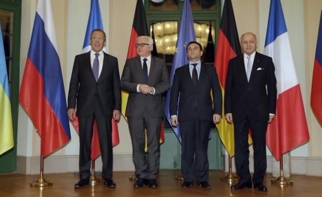 ARD: Германският външен министър търси диалог с Лавров – но знаците за срещата между двамата са лоши