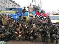 """Войниците от батальон """"Азов"""". Снимка: Еmaidan.com.ua"""