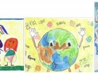 """Шести международен конкурс  за детска рисунка  """"ОБИЧАМ СВОЯТА РОДИНА"""" – гласуване за I кръг"""