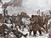 Годишнината от разкъсването на блокадата на Ленинград